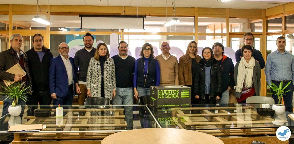 Aranda de Duero visita El Hueco en Soria
